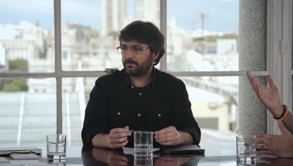 Jordi Évole modera el cara a cara entre Albert Rivera y Pablo Iglesias