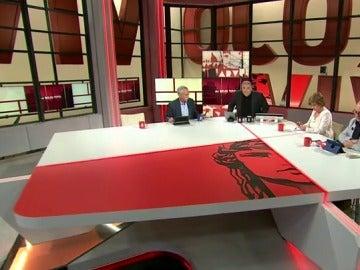 La mesa de Al Rojo Vivo