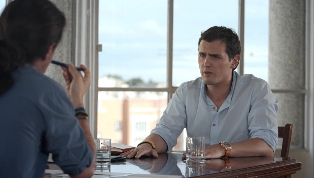 Albert Rivera, en Salvados