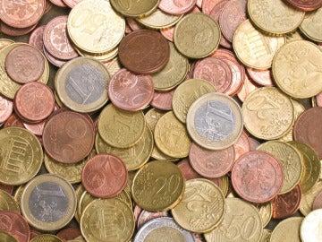 Imagen de diferentes monedas