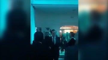 Rajoy Bailando
