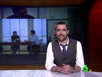 Dani Mateo comenta el debate de Salvados
