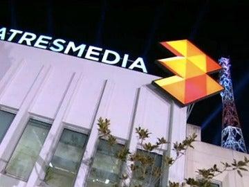 Imagen de la fachada de Atresmedia