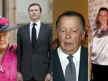 Familiares del rey Juan Carlos