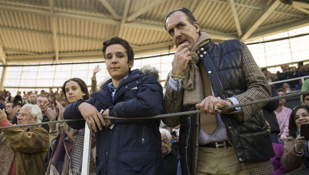 Froilán y Jaime de Marichalar