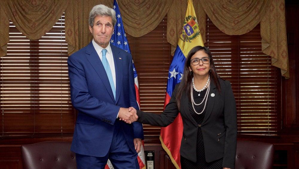 Acuerdo entre Venezuela y EEUU
