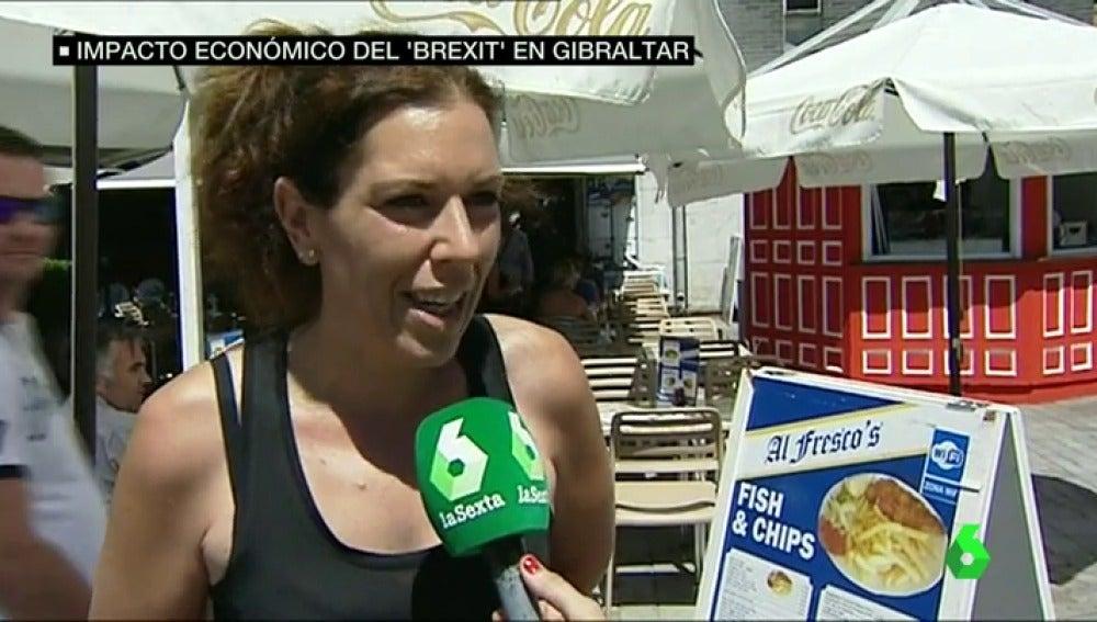 Frame 8.750797 de: Preocupación por el 'Brexit' en Gibraltar y entre los 5.400 españoles que trabajan allí
