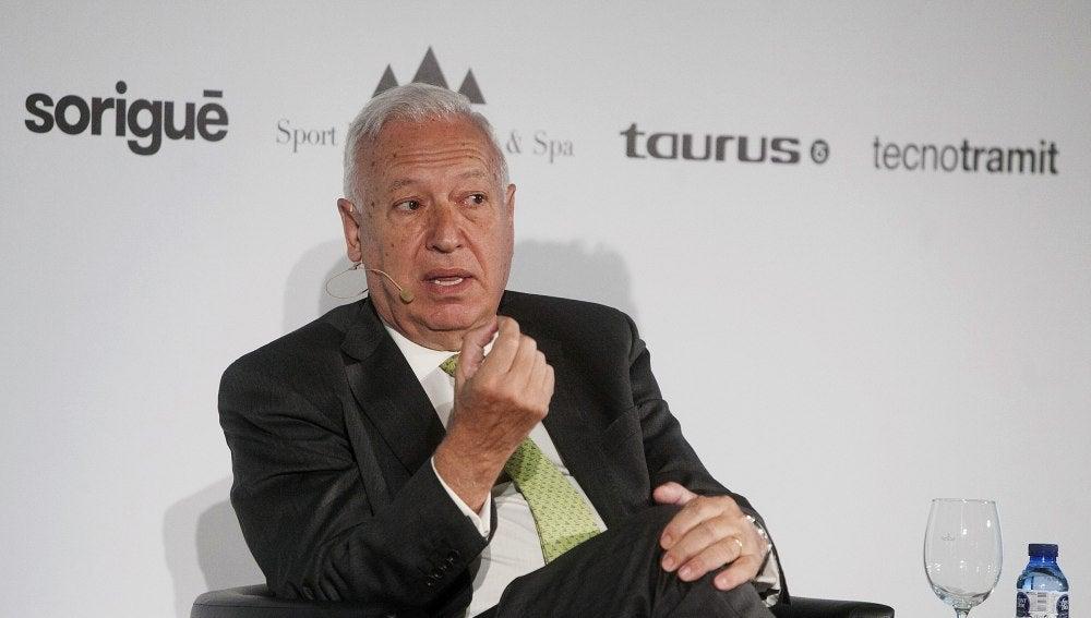 El ministro de Asuntos Exteriores, José Manuel Garcia-Margallo