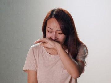 Imagen de archivo de una mujer asiática