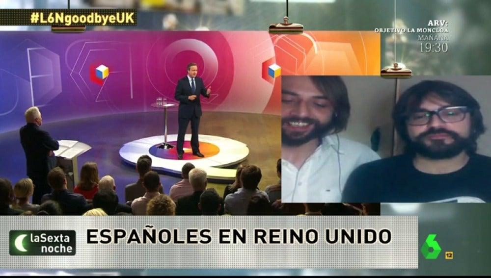 Español en Londres