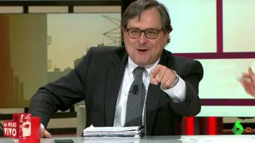 Francisco Marhuenda, director de La Razón