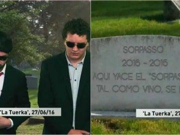 El entierro del 'sorpasso'