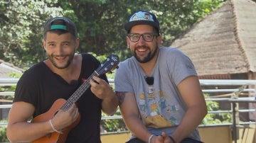 Matías y Nabil le cantan una canción a Cristina Pedroche