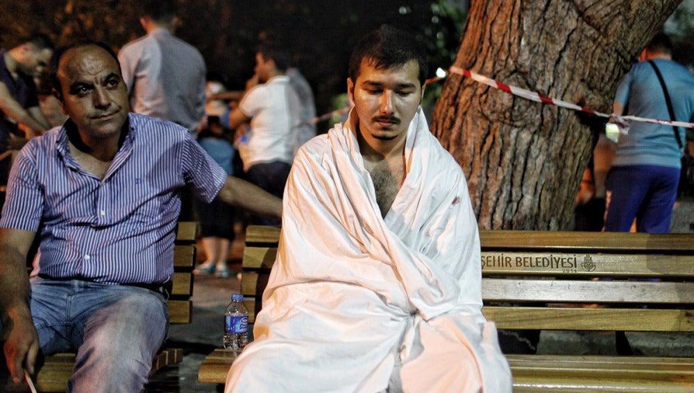 Víctimas del atentado de Estambul