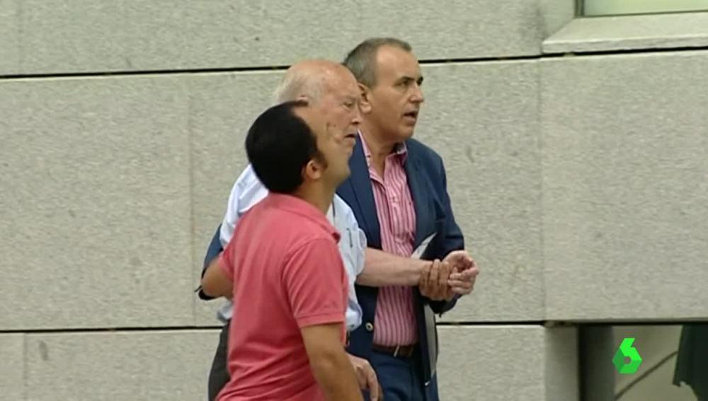 Álvaro Lapuerta acude a la Audiencia Nacional