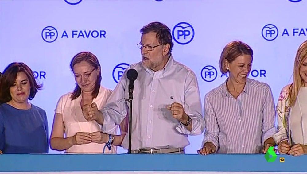 Frame 31.168585 de: Las inexistentes 'palabras pocas' de Rajoy