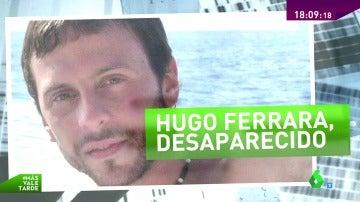 Tras la pista de Hugo Ferrero