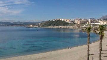 Playa de la Ribera (Ceuta)