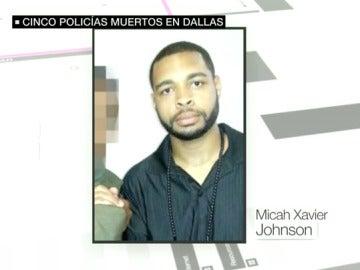 Micah Xavier Johnson, principal sospechoso del ataque en Dallas