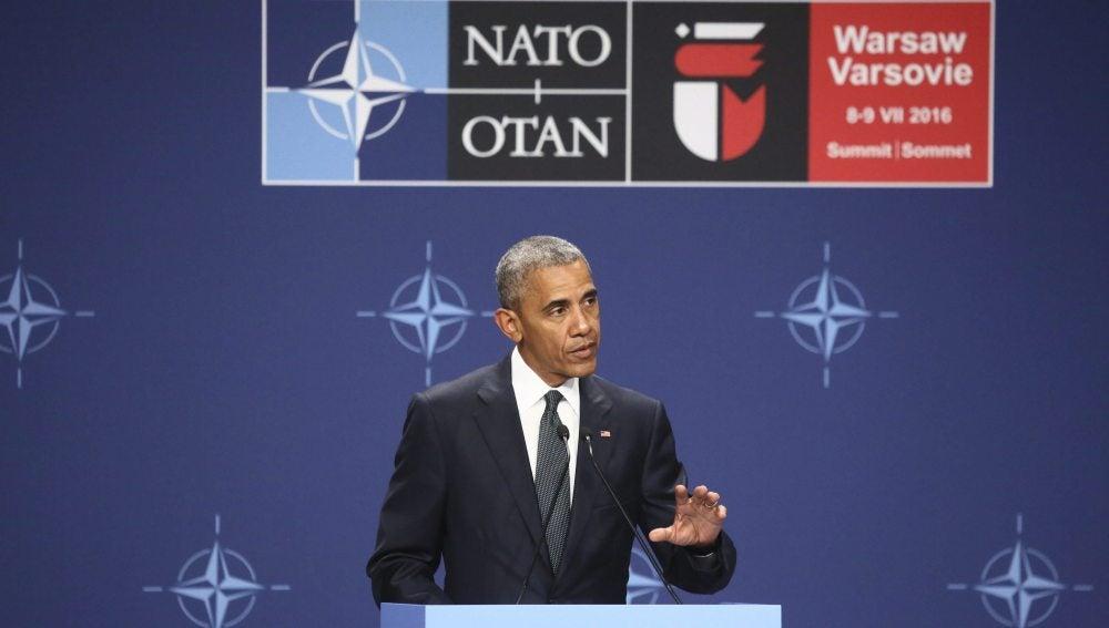 """Barack Obama, sobre el atentado en Dallas: """"Ha sido un calculado y despreciable ataque contra la Policía, se hará Justicia"""""""