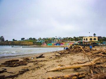Efectos del fenómeno de 'El Niño'