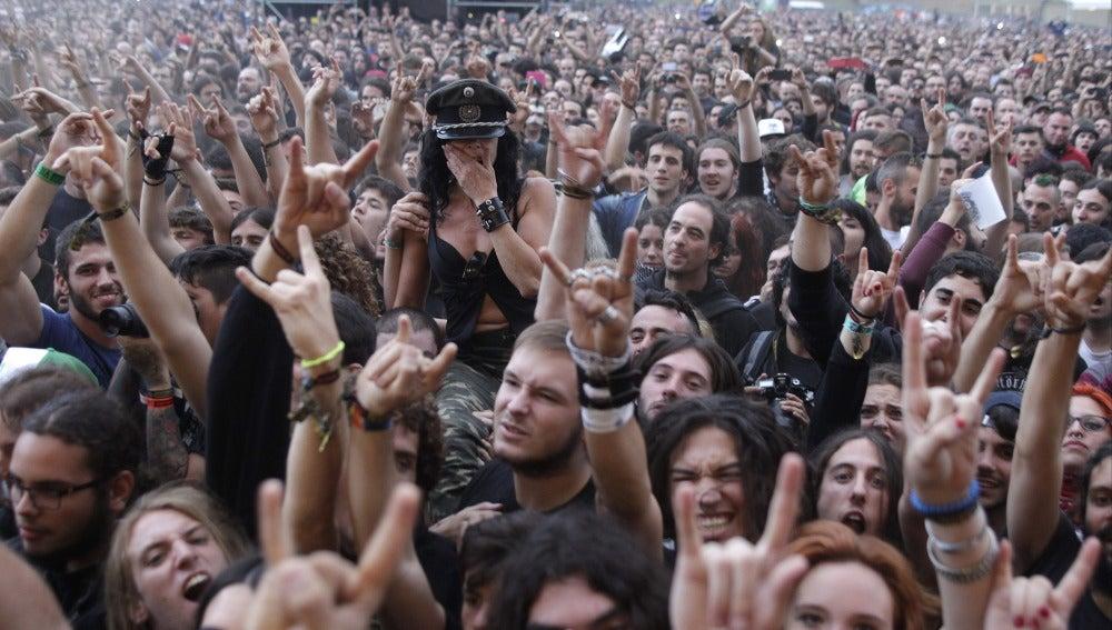 Viveiro se prepara para acoger a 80.000 personas en el Resurrection Fest