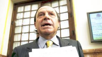 El exdiputado poular, Martínez Pujalte