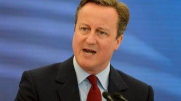 El exprimer ministro británico, David Cameron