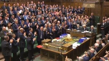 David Cameron, en su última Sesión de Control en el Parlamento Británico