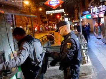 Registro a un ciudadano en Policías en acción