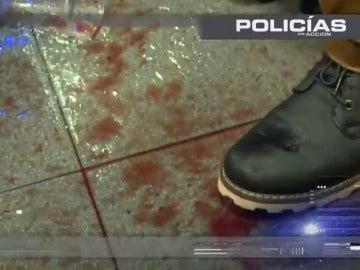 Frame 24.646804 de: La patrulla de Policías en acción se enfrentará a nuevos atracos, reyertas y detenciones, este jueves, en laSexta