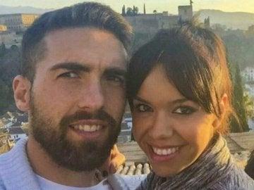 Fran Carles y Lola García, en una foto