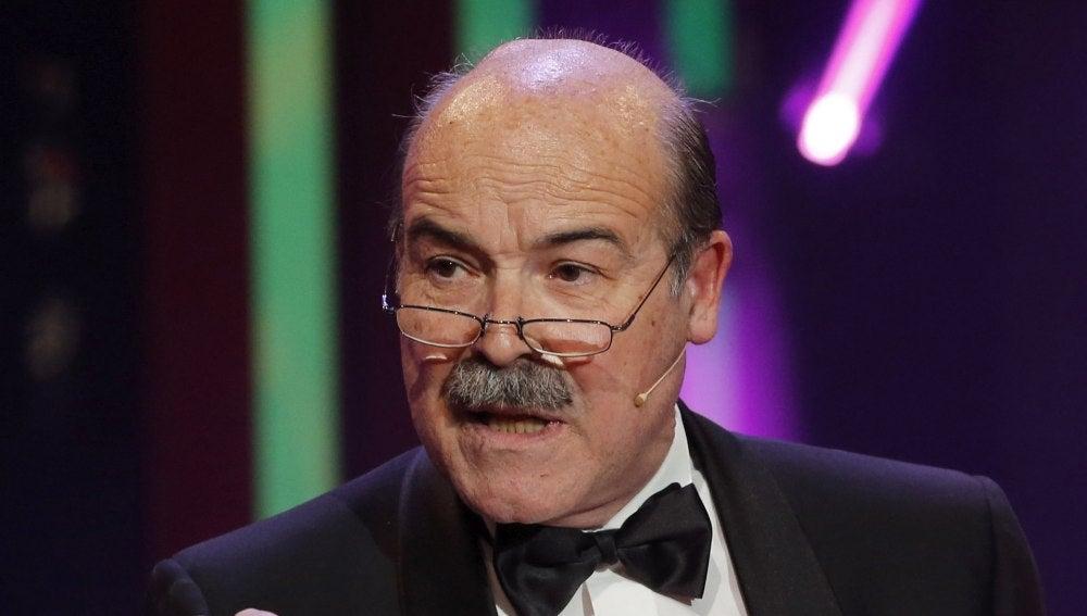 Antonio Resines, expresidente de la Academia de Cine
