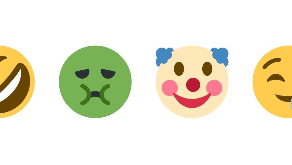 Nuevos emojis en Twitter