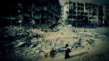 Frame 0.0 de: avance Gaza