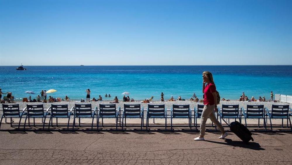 El Paseo Marítimo de Niza tras el atentado