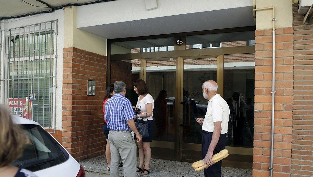 Una mujer de 49 años muere apuñalada en Burgos por su pareja