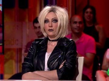 """Frame 4.048005 de: Anna Simon recibe el mayor susto de Zapeando: """"Sois unos cabrones"""""""