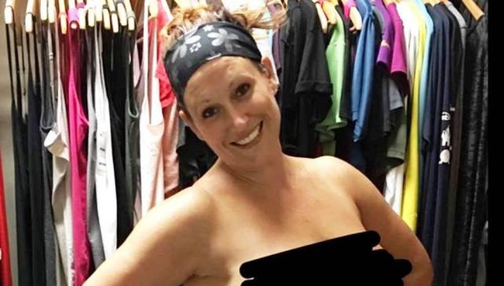 """La joven de la que una modelo se rió por su cuerpo en el gimnasio le envía un mensaje: """"No todos vivimos para ser 'hot'"""""""