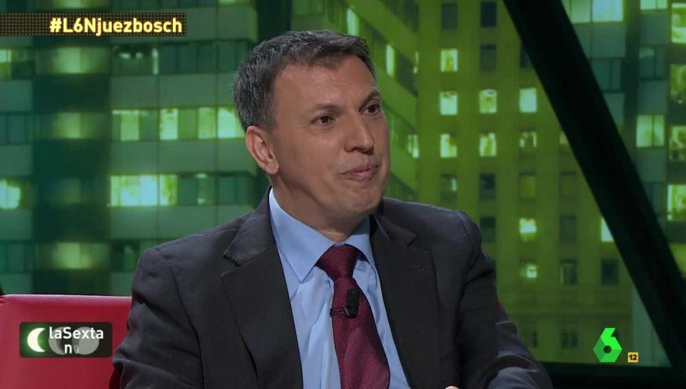 Joaquim Bosch, en laSexta Noche