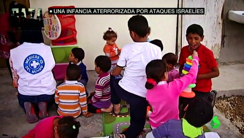 Frame 104.940126 de: infanciagaza