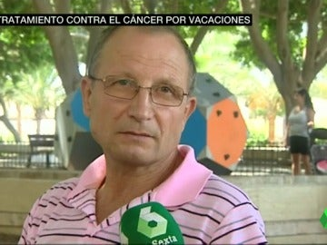 Frame 41.313103 de: Le diagnostican cáncer y le dan cita dos meses después alegando falta de personal por vacaciones y recortes
