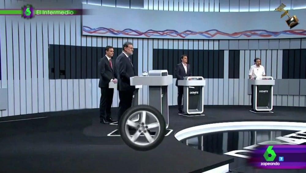 """Frame 277.16752 de: Anna Simon, sobre el vídeo de Rajoy: """"Mariano estaría muy contento y mucho contento con este invento"""""""