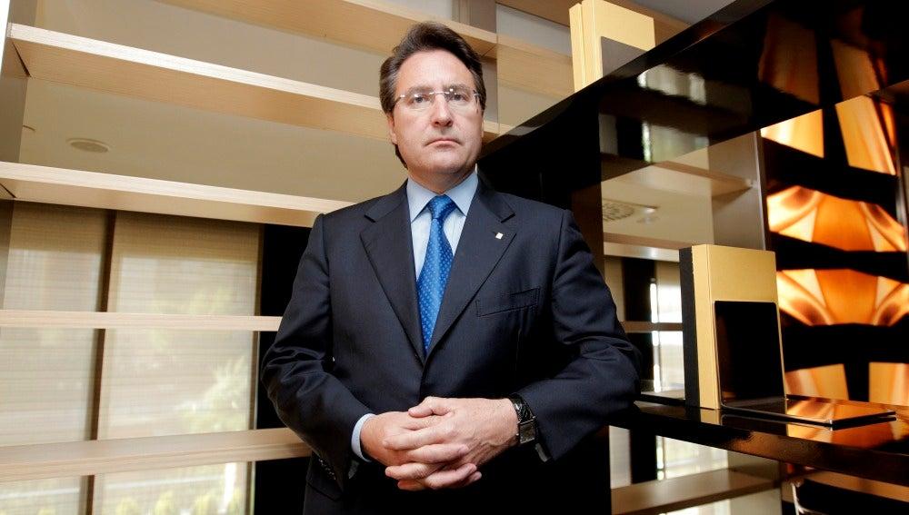 Juan Antonio Cano Cuevas, el que fuera presidente de Afinsa, en una imagen de archivo.