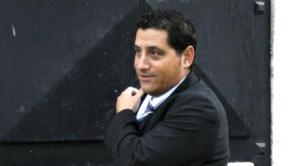 Juan Pablo Lozano, fiscal anticorrupción