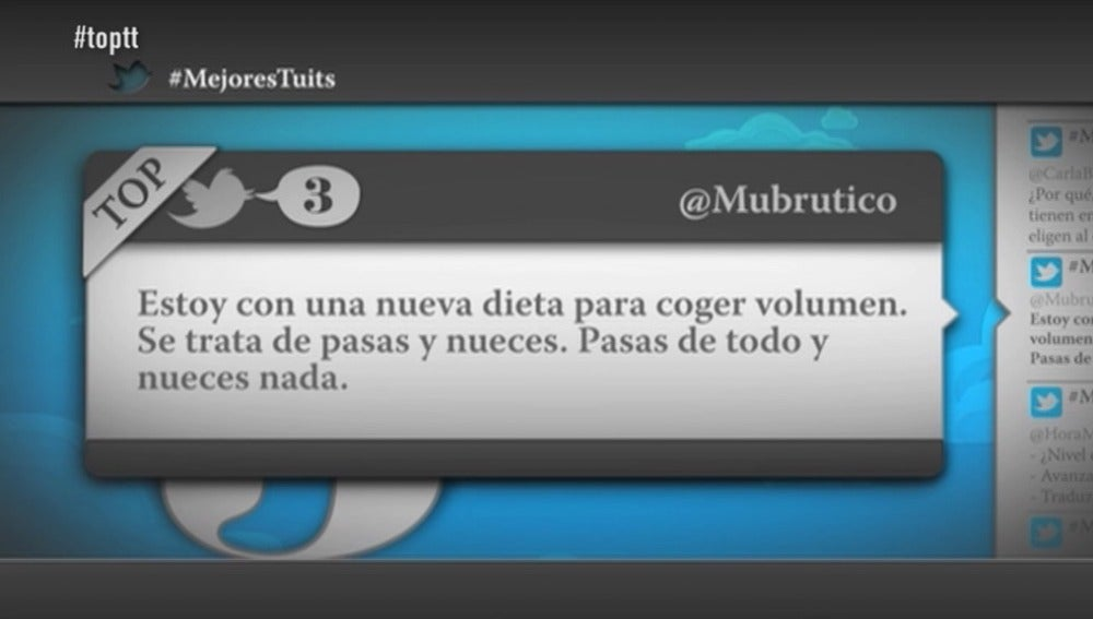 Mejores tuits
