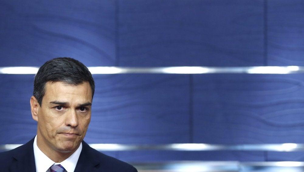 Pedro Sánchez comparece tras su ronda de contactos con el rey