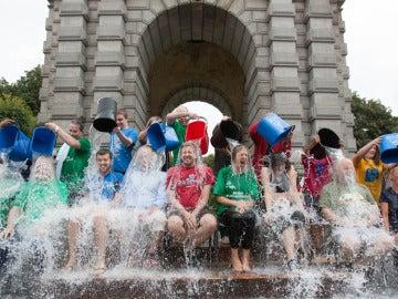 El reto Ice Bucket Challenge