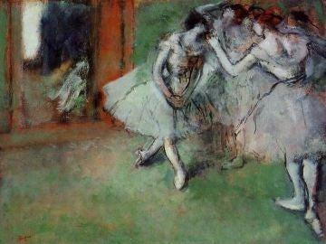 Pintura de Edgar Degas
