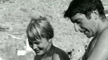 Leonard Cohen y su musa, Marianne